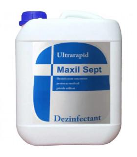 DEZINFECTANT SUPRAFETE  ULTRA RAPID, MAXIL SEPT, 5L